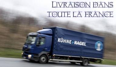 Livraison de votre Portail dans toute la France